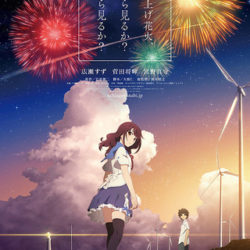 "Magical anime: A review of ""Fireworks, Should We See it from the Side or Bottom?"""