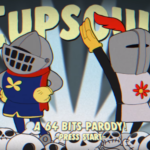 Imaging playing a hybrid of Dark Souls and Cuphead