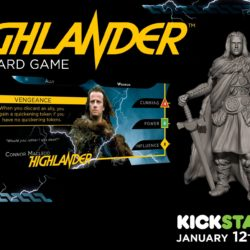 River Horse to launch Highlander board game