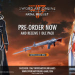 Sword Art Online: Fatal Bullet opening movie (UK)