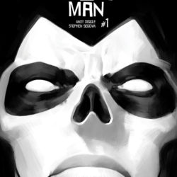 A look inside: Shadowman #1 – Fear of the Dark