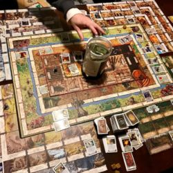 The most awesome game of Talisman ever?