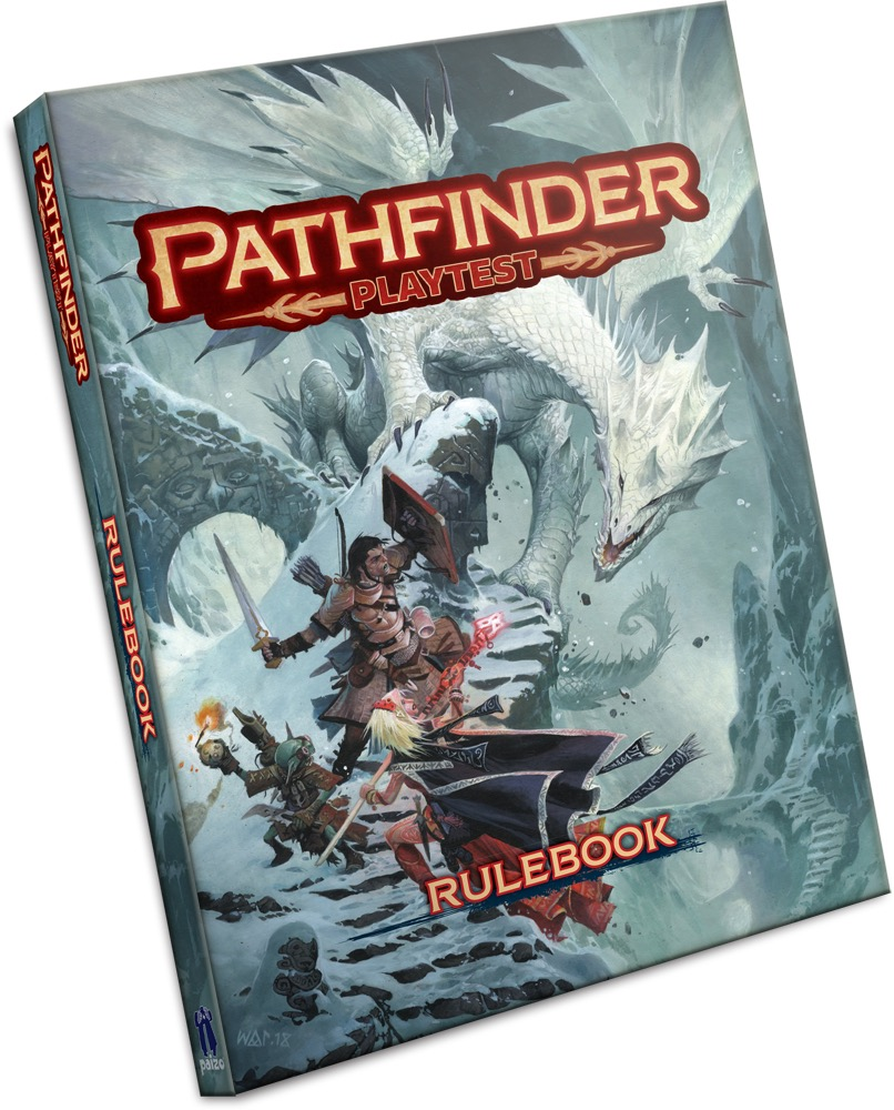 Pathfinder Playtest