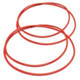 Riemen Set RIBBON-RED75S für Grundig TS1000 Capstan und Zählwerk (2er Set)