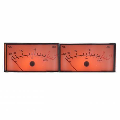 VU-Meter LED-Beleuchtungskit für Revox B77 / PR99 in Orange