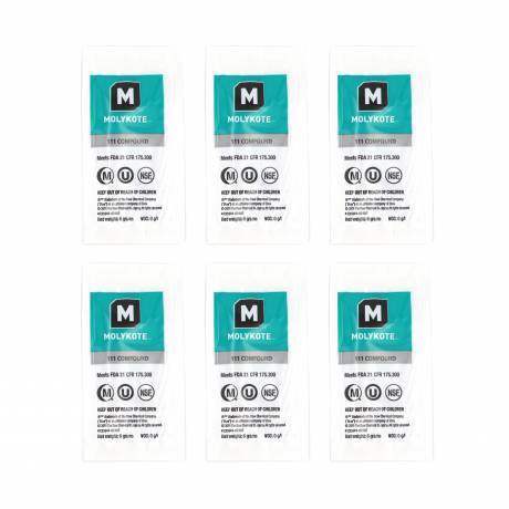 111 Compound Schmier- und Dichtmittel für Ventile (6er Set) 36 g in Siegelrandbeuteln