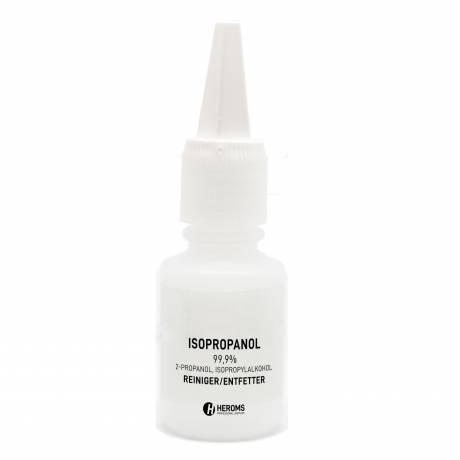Isopropanol 99,9 % Reiniger und Entfetter 25 ml in Kunststoffflasche