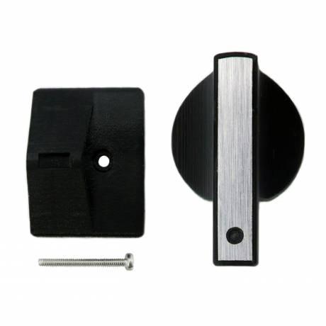 Schieberegler (lang) inkl. Grundplatte für Grundig TS1000