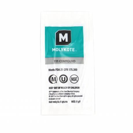 111 Compound Schmier- und Dichtmittel für Ventile 6 g in Siegelrandbeutel