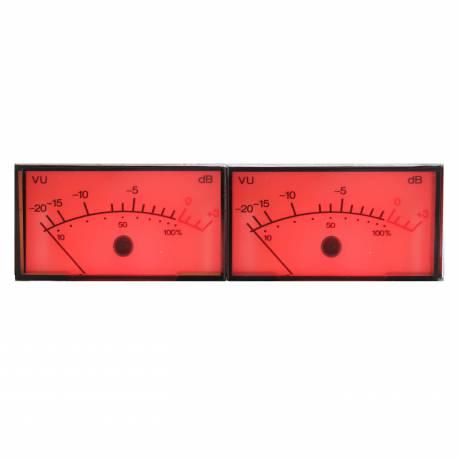 VU-Meter LED-Beleuchtungskit für Revox B77 / PR99 in Rot