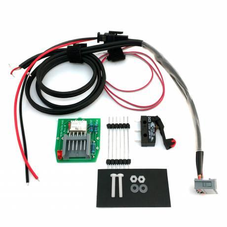 VU-Meter Umschaltung Vorder-/Hinter-Band für Grundig TS1000