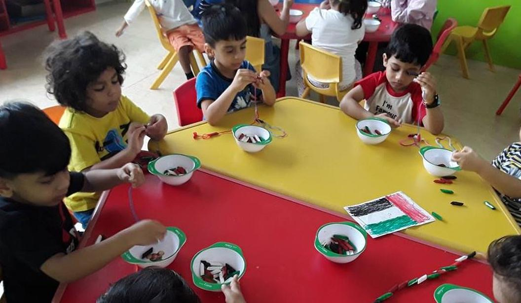 Kidz Mate Nursery Dubai - Best Pre-School Learning Centre @ Dubai