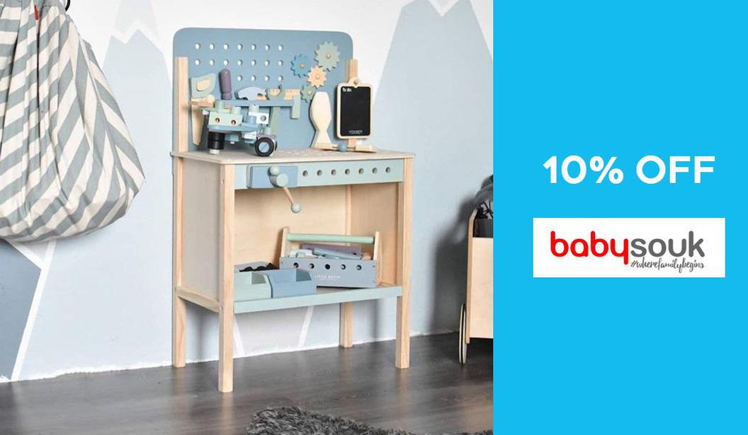 10% off Babysouk @ Dubai, Deal, Offer, Coupon, Discount, Book