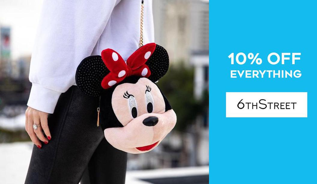 10% off 6th Street @ Dubai