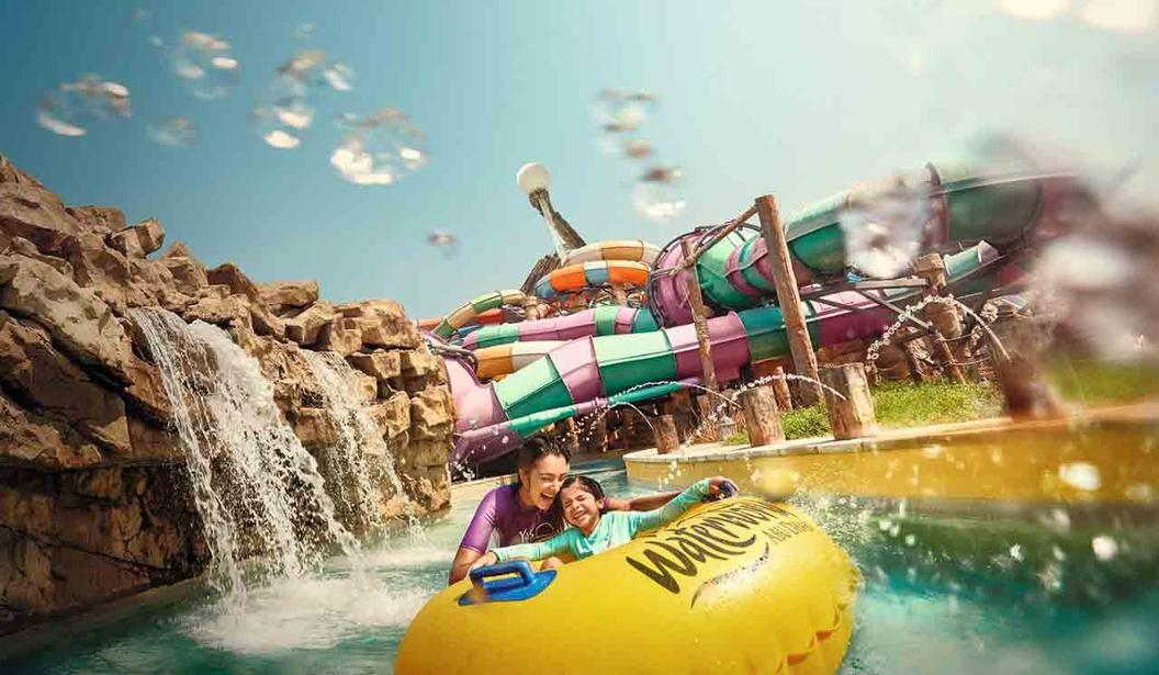 Yas Waterworld @ Abu Dhabi, Book