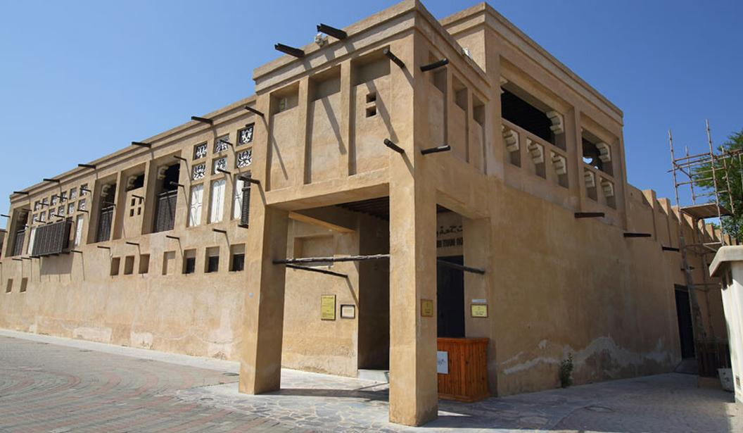 Jumaa & Obaid Bin Thani House @ Dubai