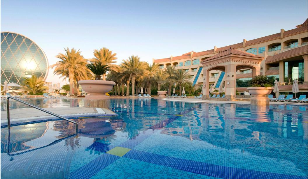 Day Pass at Al Raha Beach Hotel @ Abu Dhabi