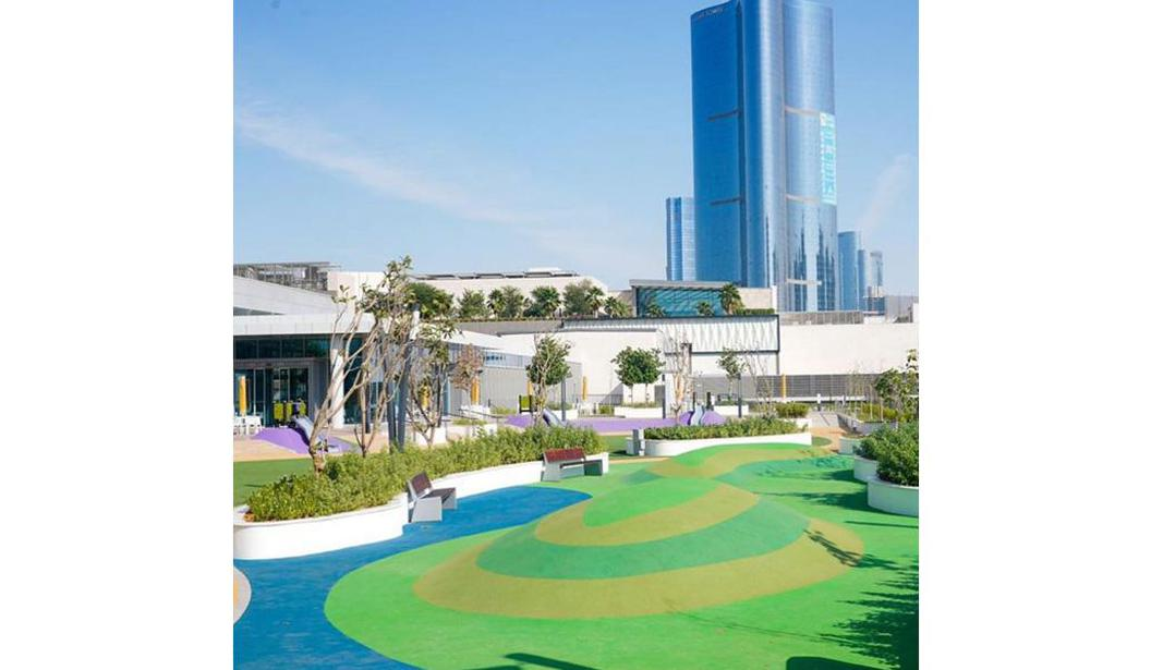 Parks at The Galleria @ Abu Dhabi