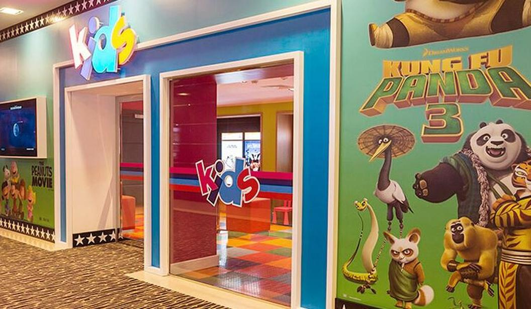 Vox Kids, Mall of the Emirates @ Dubai