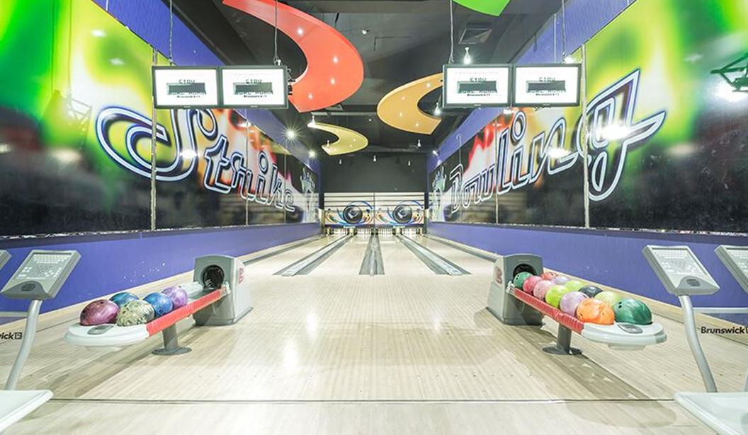 Bowling & Billiard Center @ Dubai