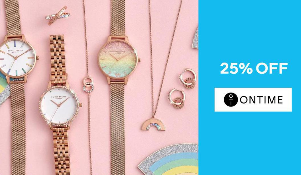 25% off On Time @ Dubai, Deal, Offer, Coupon, Discount, Book