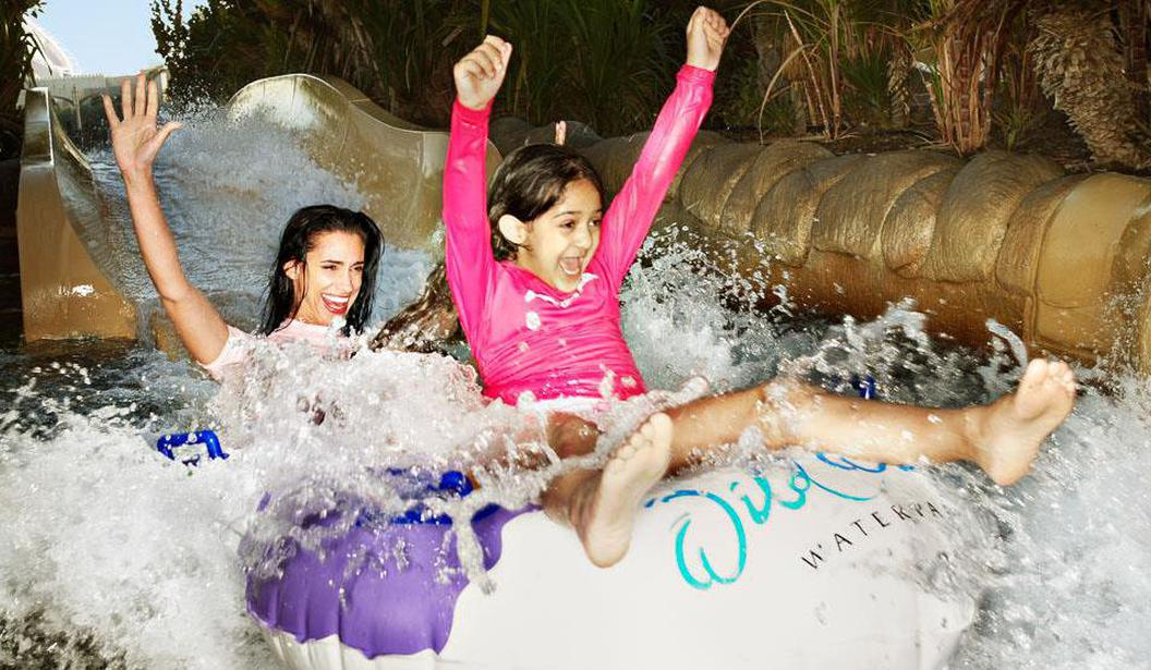 Wild Wadi Waterpark @ Dubai