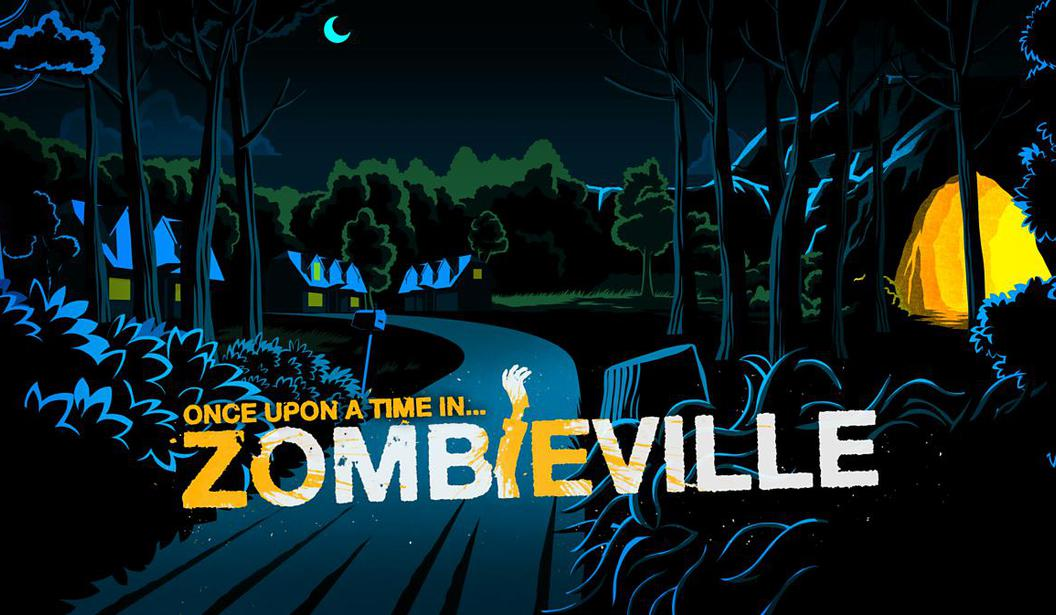 Once Upon A Time In Zombieville Podcast @ Dubai