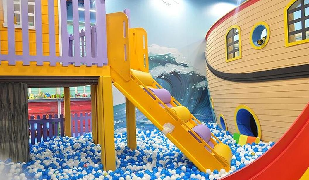The Ark - Children's Activity Centre @ Dubai