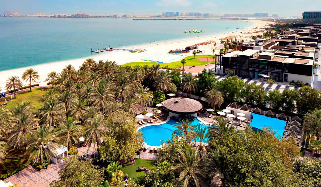 Pool Pass @ Sheraton Jumeirah Beach Resort @ Dubai