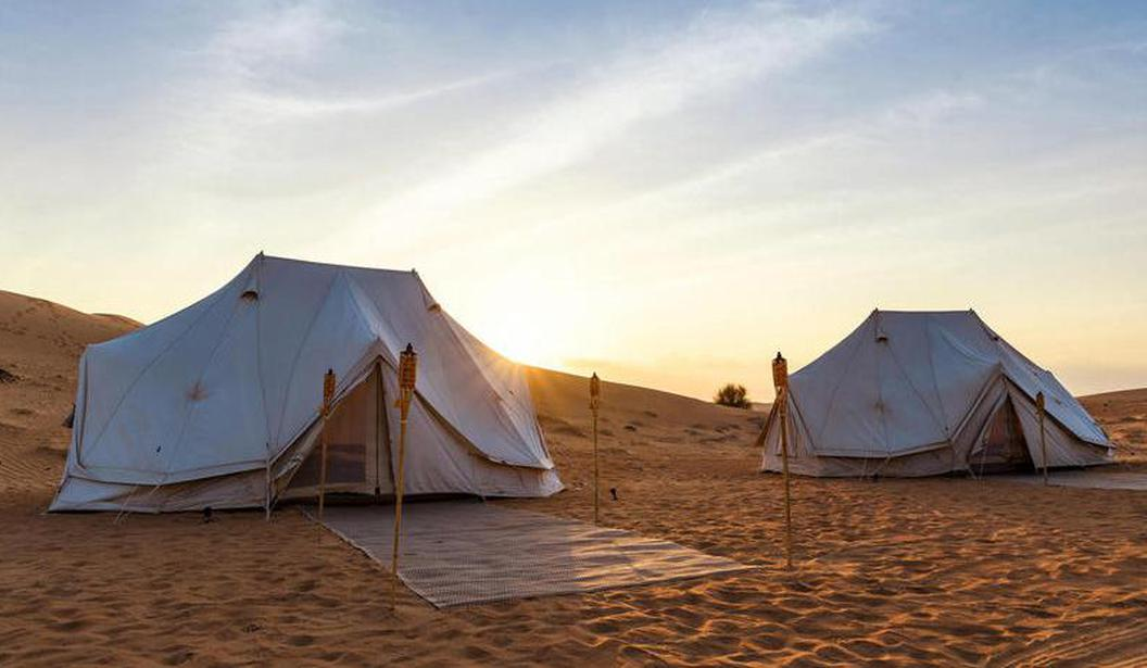 Nara Desert Escape Activities & More @ Dubai