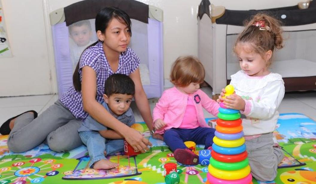 The Primary Nursery @ Dubai