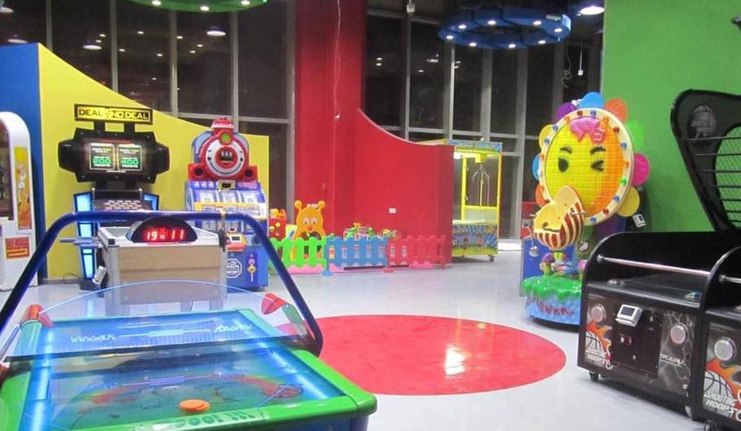 Super Kids Play Area @ Abu Dhabi
