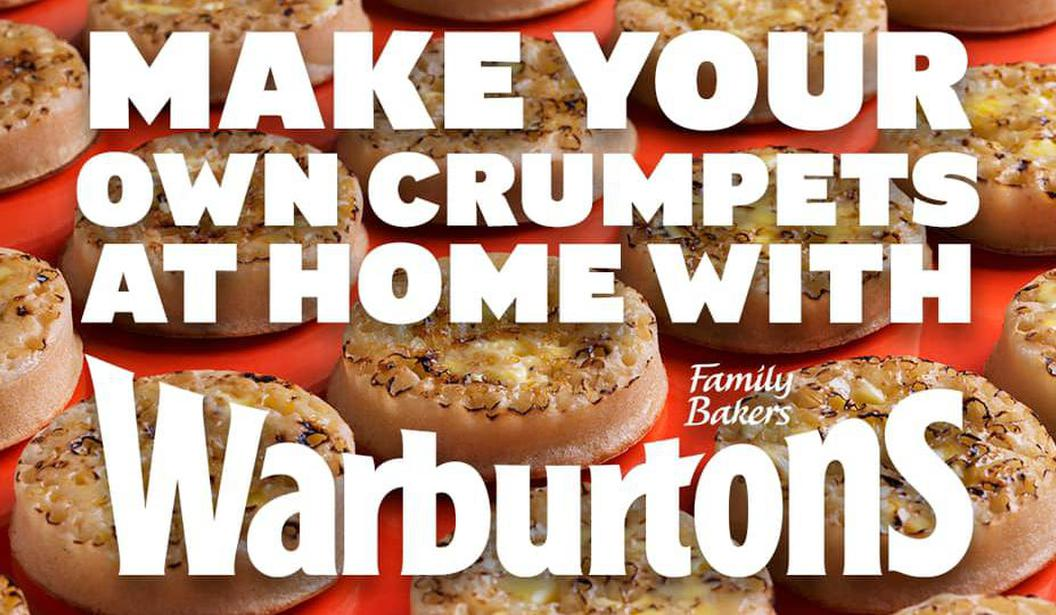 Crumpets by Warburtons @ Dubai