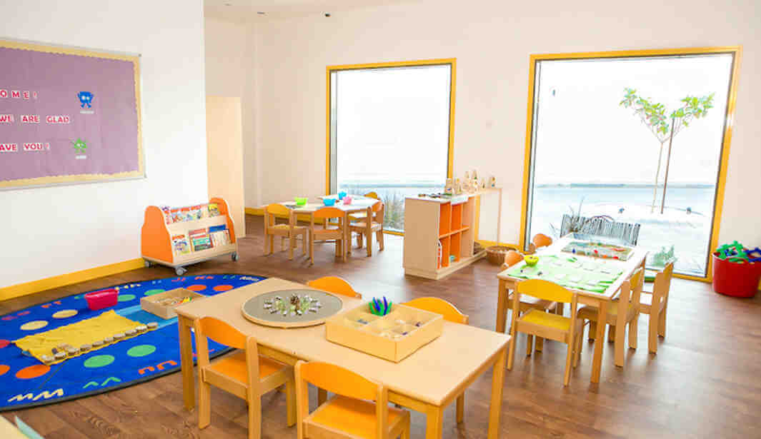 CreaKids - The Sustainable City Nursery @ Dubai
