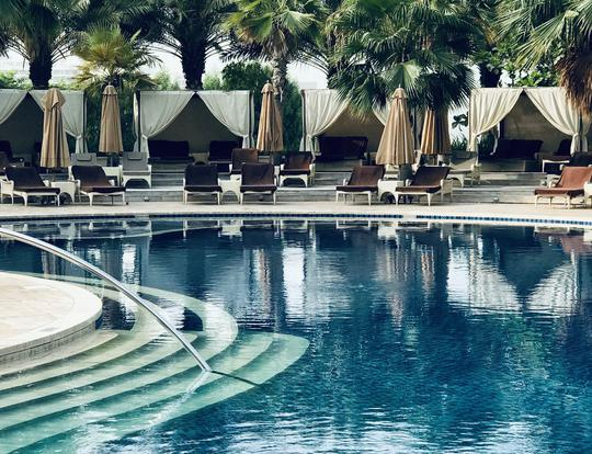 Dream Away Staycation @ Waldorf Astoria Dubai Palm Jumeirah @ Dubai