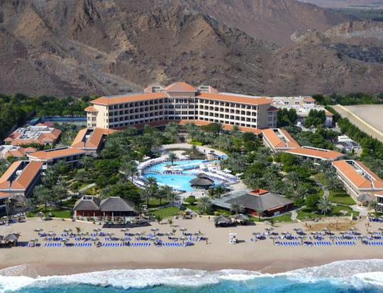 Fujairah Rotana Resort & Spa - Staycation @ Fujairah