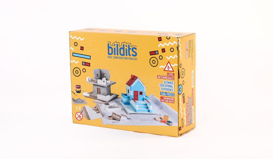 Build a Mini Home with Bildits - Intermediate Kit @ Dubai