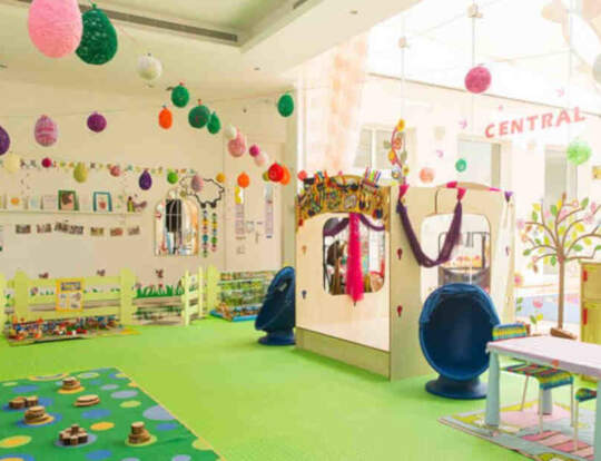 Cambridgeshire Nursery @ Dubai