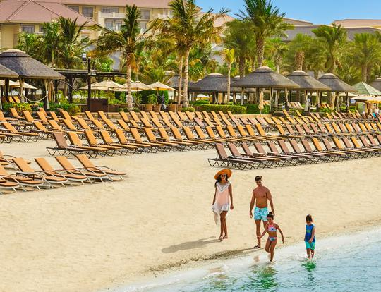 All Day Beach Access @ Sofitel Dubai The Palm @ Dubai