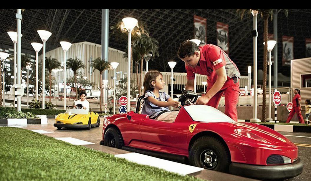 Ferrari World Abu Dhabi @ Abu Dhabi, Deal, Offer, Coupon, Discount, Book