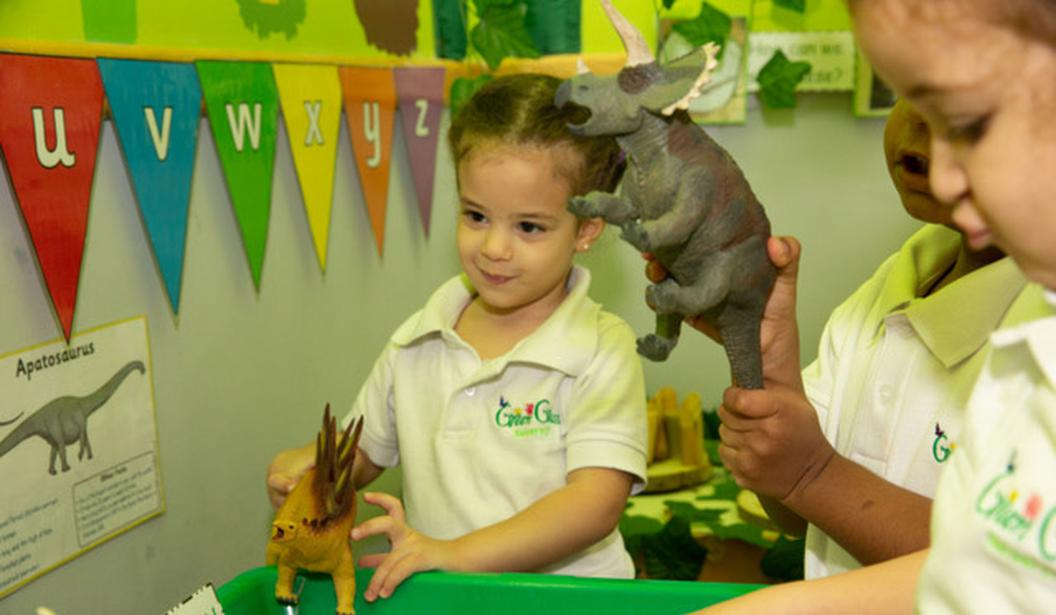 Up to AED 180 off Summer Programme with Green Grass Nursery @ Dubai