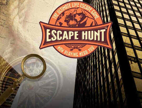 The Escape Hunt Experience @ Dubai