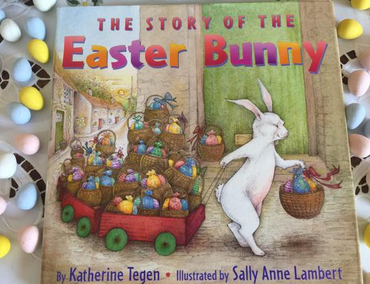 The Story of the Easter Bunny @ Dubai