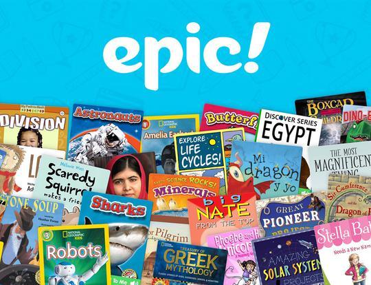 Epic - Digital Library for Kids @ Dubai