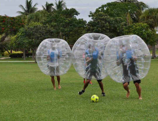 Bubble Soccer UAE @ Sharjah