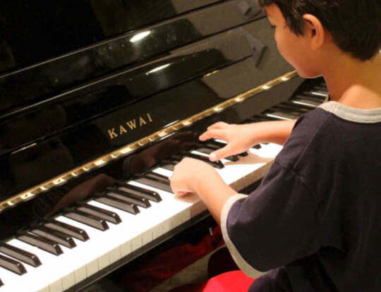 Beginner Piano @ Music Hub @ Abu Dhabi