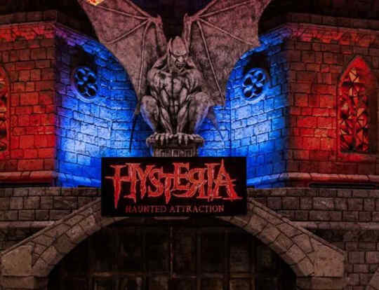 Hysteria Haunted Attraction @ Dubai