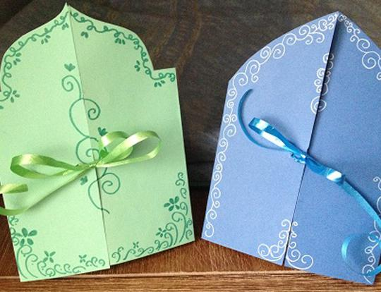 Arch-Inspired Eid Greeting Cards @ Dubai