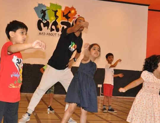 Mad About Dance Institute @ Dubai