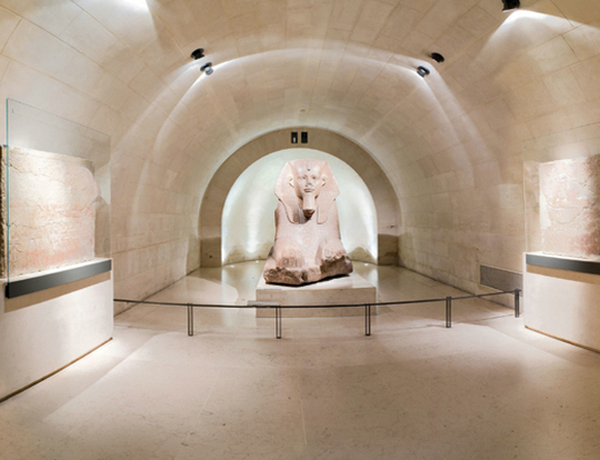 Louvre Paris - Virtual Tour @ Dubai